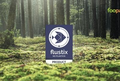Foopak Bio Natura APP Hadirkan Kertas untuk Kemasan Mamin Bersertifikat Flustix