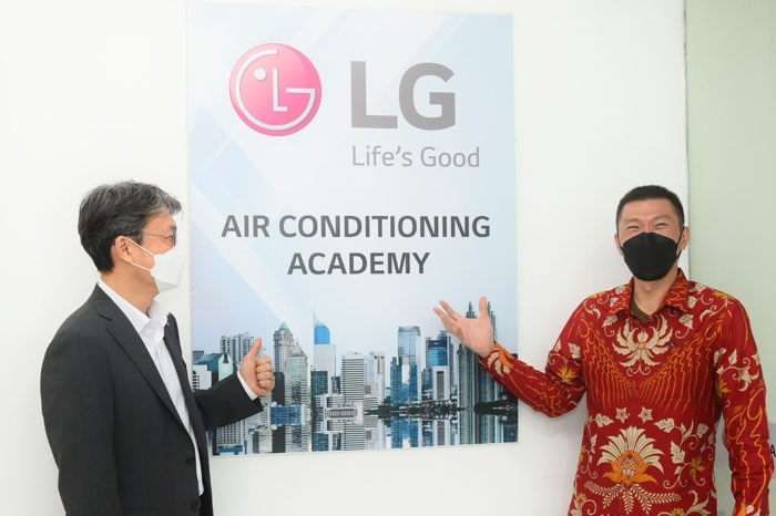 LG Hadirkan LG Air Conditioning Academy di Jakarta