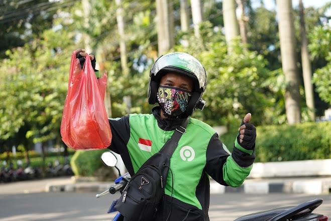 Kucurkan Lagi Bantuan Uang Belanja Sembako, Total Bantuan Gojek untuk Mitra Driver Capai Rp260 Miliar