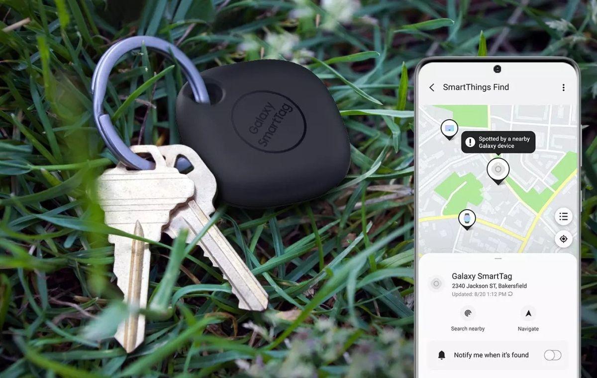 Samsung Tambahkan Fitur Berbagi Lokasi pada SmartThings Find