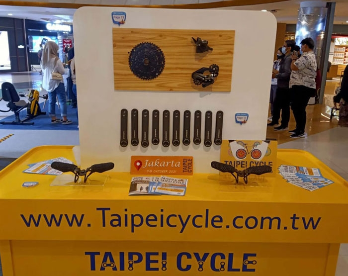 TAITRA Hadirkan Pameran Cycle Show & Sport