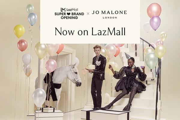 Jo Malone London Wujudkan Pengalaman Belanja Virtual di Asia Tenggara bersama Lazada