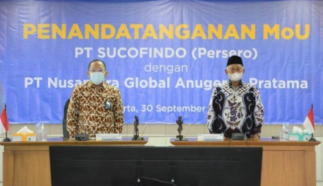Sucofindo dan BPJPH Sosialisasi Program Sehati - Sertifikasi Halal Gratis untuk UMK