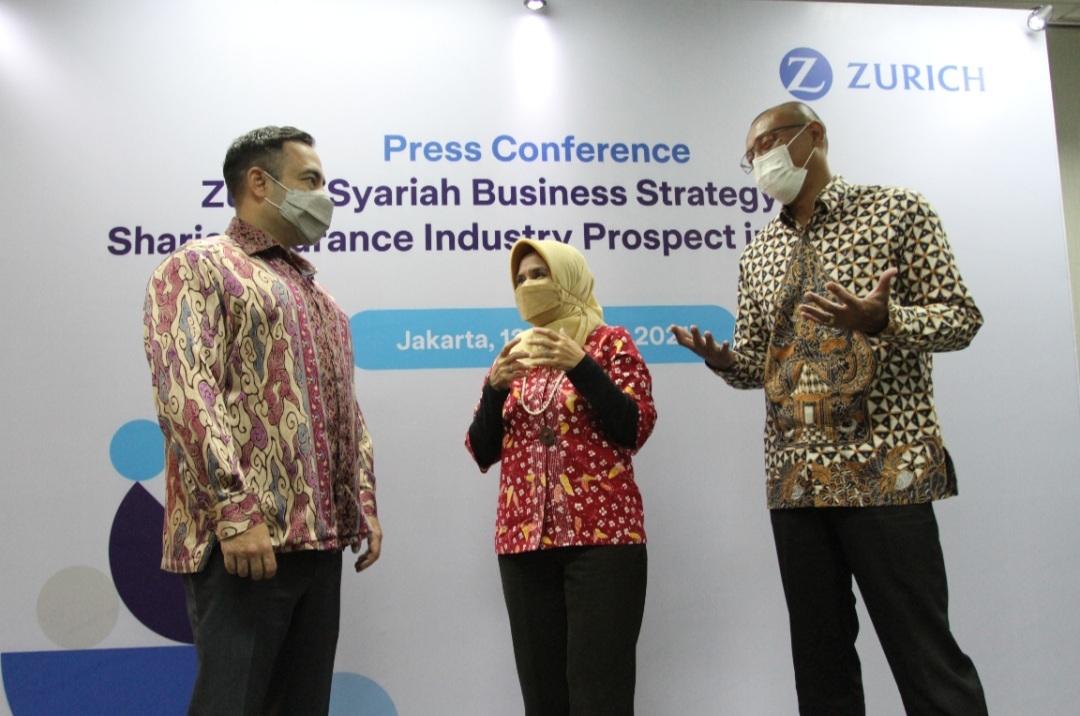 Zurich Syariah Siap Jadi Pemain Inti Asuransi Syariah di 2024