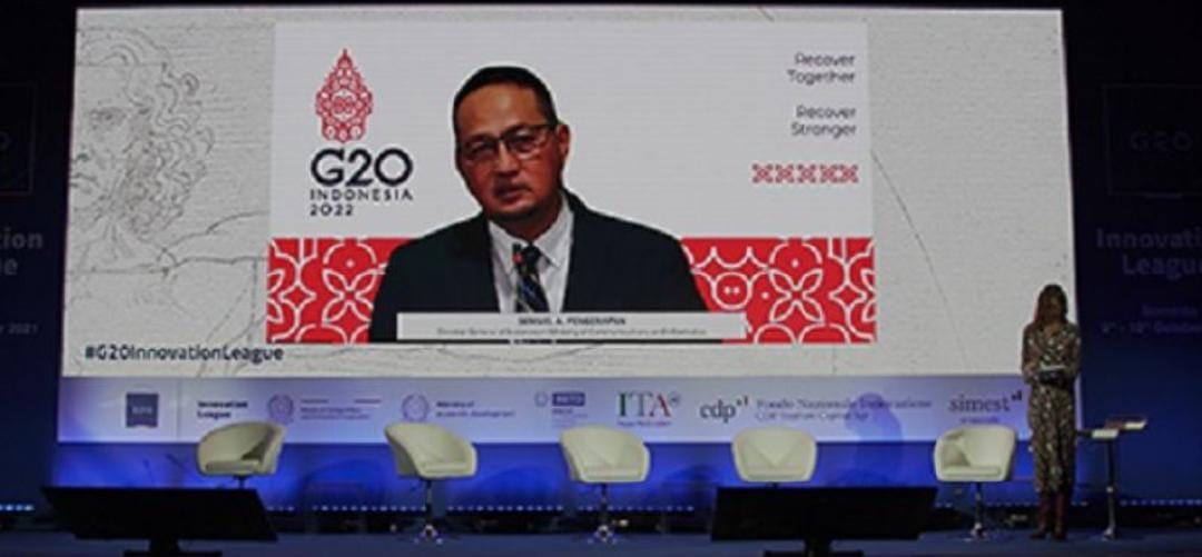 Indonesia Fasilitasi Inovasi Digital Global dengan G20 Digital Innovation Network