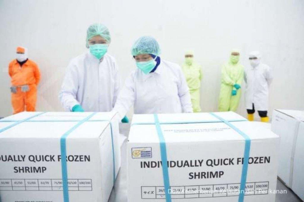 Target Warga Eropa, Produk Laut Indonesia Untung Transaksi USD 7,5 Juta