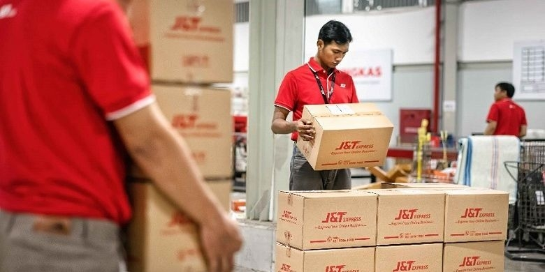 Transaksi Pengiriman J&T Express Harbolnas 10.10 Kian Nanjak Sampai 13,5 juta Paket
