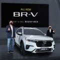 All New Honda BR-V Dipamerkan Pertama Kalinya di Kota Semarang