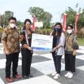 FIFGROUP Dukung Taman Cahaya Madani di Kota Singkawang
