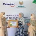 Kolaborasi Bareng BAZNAS, Pepsodent  Wujudkan SenyumIndonesia