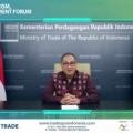 Mendag: Perkuat Kerja Sama Ekonomi Kawasan Bangkitkan Perdagangan Global